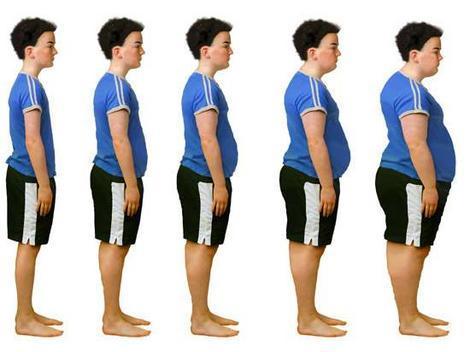 ירידה במשקל לילדים